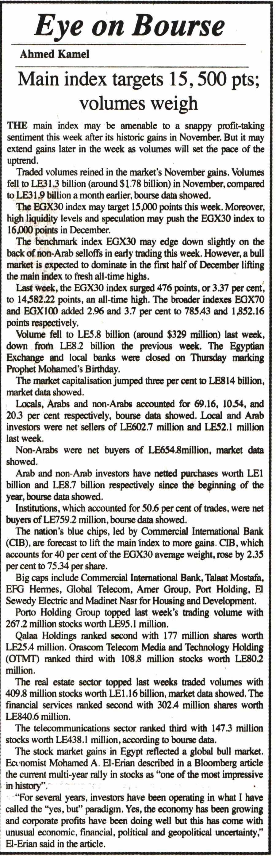 The Egyptian Gazette 3 Dec P.2.jpg