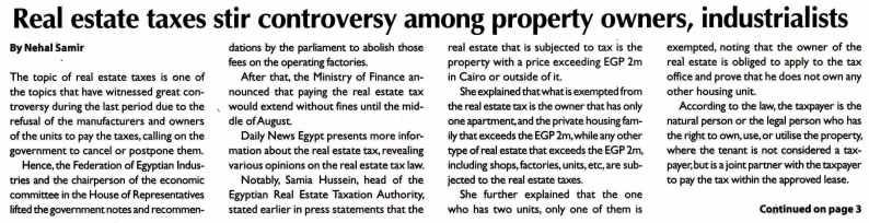 Daily News 30 July PA.1-3